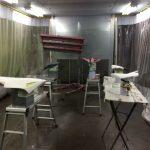 下処理を終わらせ、塗装開始!