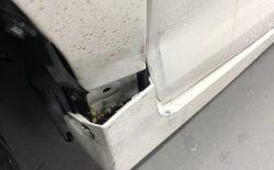 トヨタノアのヘコミ修理